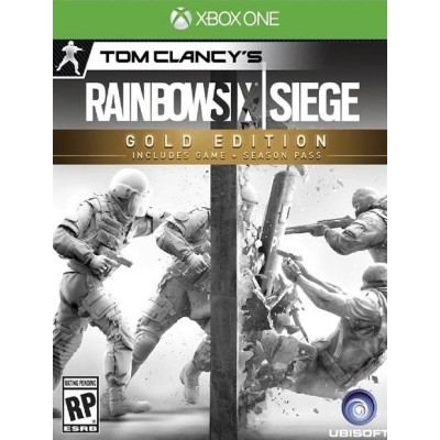 Xbox One - Tom Clancy's Rainbow Six Siege Gold Edition