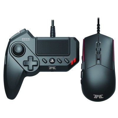 HORI TAC GRIP KeyPad and Gamepad Controller for PS4/PS3 FPS Games