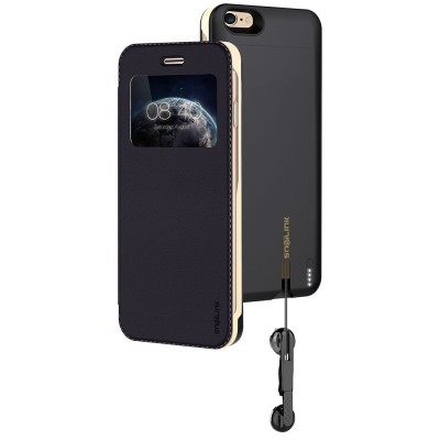 Snailink RAPP CASE For iPhone 6 Plus & 6S Plus Black