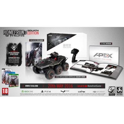 Homefront: The Revolution Goliath Edition Xbox one