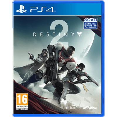 Destiny 2 USA PlayStation 4