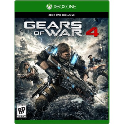 Gears of War 4 - Xbox One Arabic