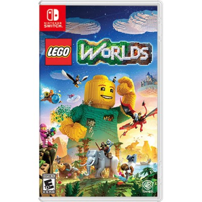 Lego Worlds - Nintedo Switch
