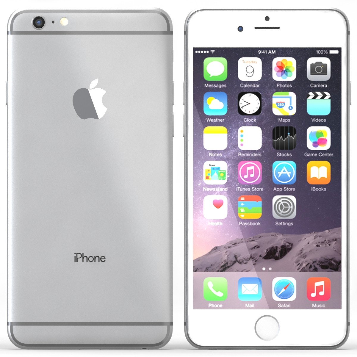 Buy Buy iPhone 6 Plus online in Qatar