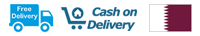 Cash on Delivery | Free Shipping | Qatar Online Store