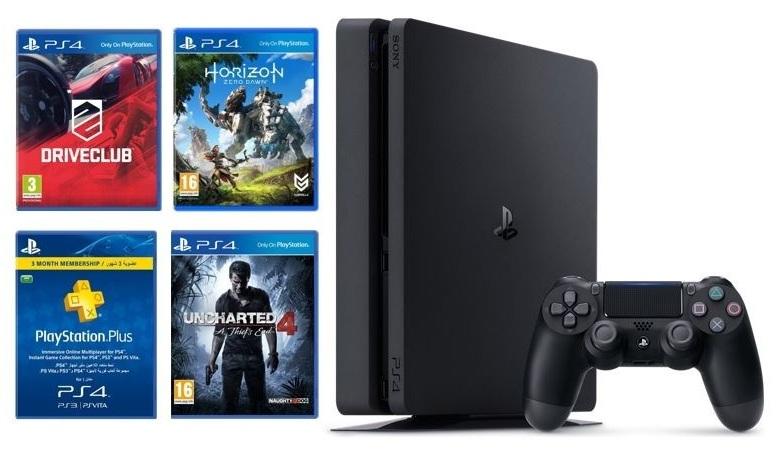 Buy Sony PlayStation 4 online in Qatar   Shop Electronics in Doha