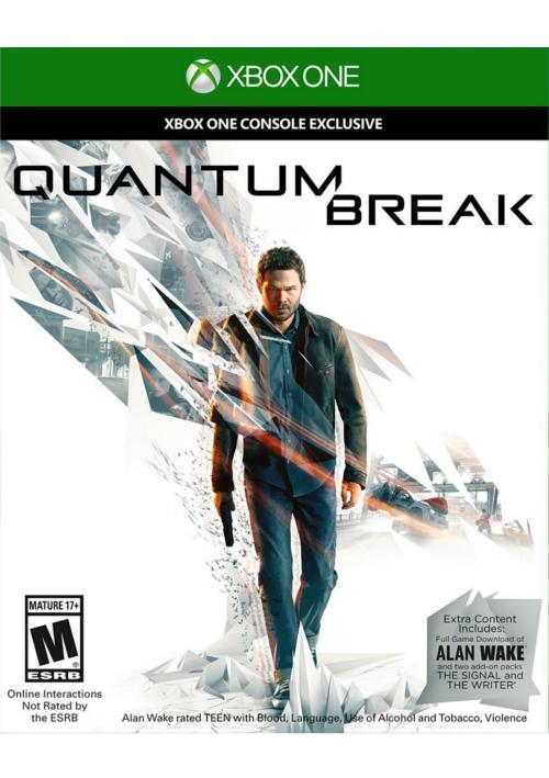 quantum break ps4